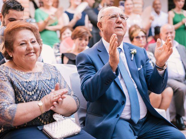 La boda de Pilar y Daniel en Alhaurin El Grande, Málaga 27