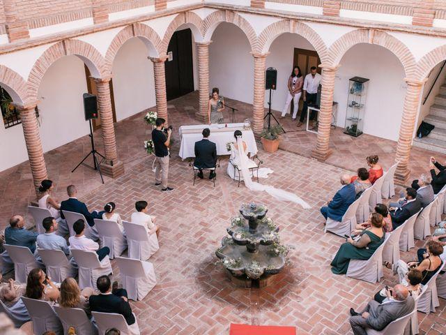 La boda de Pilar y Daniel en Coin, Málaga 29