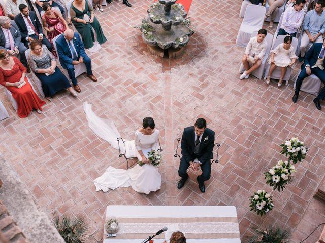 La boda de Pilar y Daniel en Alhaurin El Grande, Málaga 30
