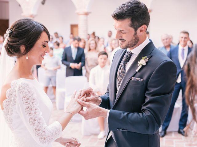 La boda de Pilar y Daniel en Alhaurin El Grande, Málaga 31