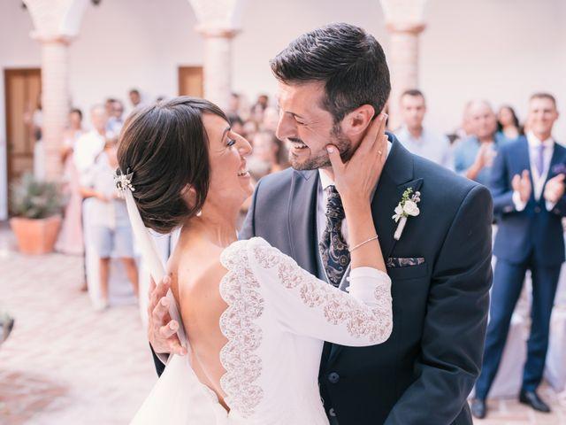 La boda de Pilar y Daniel en Alhaurin El Grande, Málaga 33