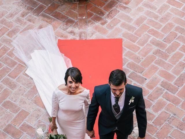La boda de Pilar y Daniel en Alhaurin El Grande, Málaga 34
