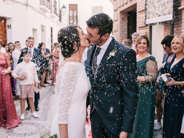 La boda de Pilar y Daniel en Alhaurin El Grande, Málaga 35