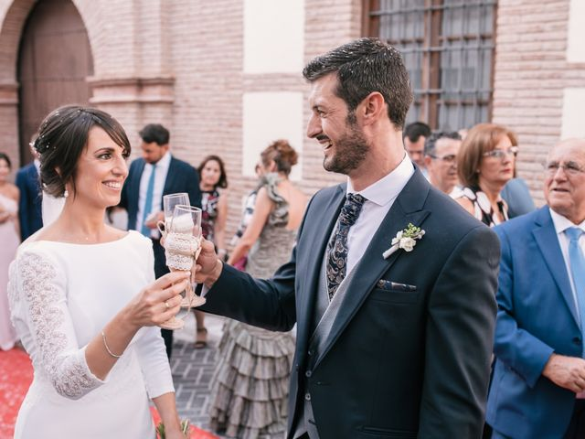 La boda de Pilar y Daniel en Alhaurin El Grande, Málaga 36