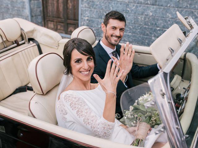 La boda de Pilar y Daniel en Alhaurin El Grande, Málaga 37