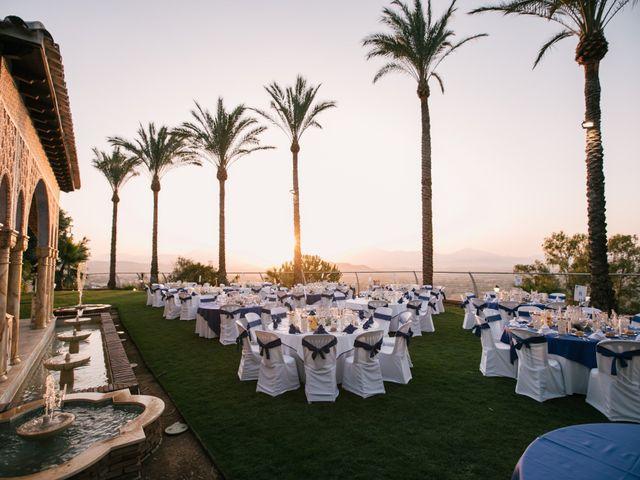 La boda de Pilar y Daniel en Alhaurin El Grande, Málaga 38