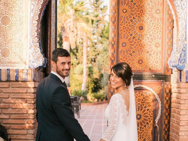 La boda de Pilar y Daniel en Alhaurin El Grande, Málaga 40