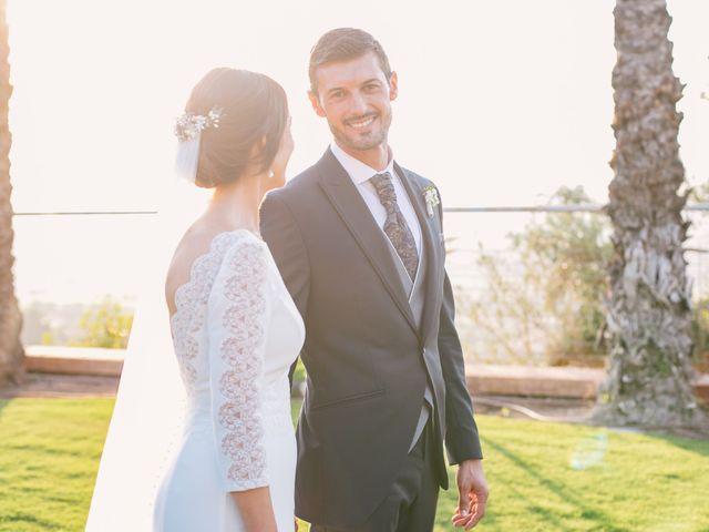 La boda de Pilar y Daniel en Alhaurin El Grande, Málaga 41