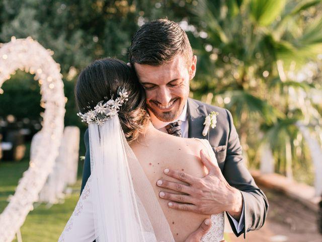La boda de Pilar y Daniel en Alhaurin El Grande, Málaga 42