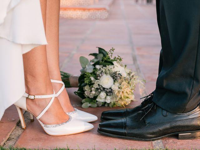 La boda de Pilar y Daniel en Alhaurin El Grande, Málaga 2
