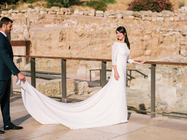 La boda de Pilar y Daniel en Alhaurin El Grande, Málaga 46