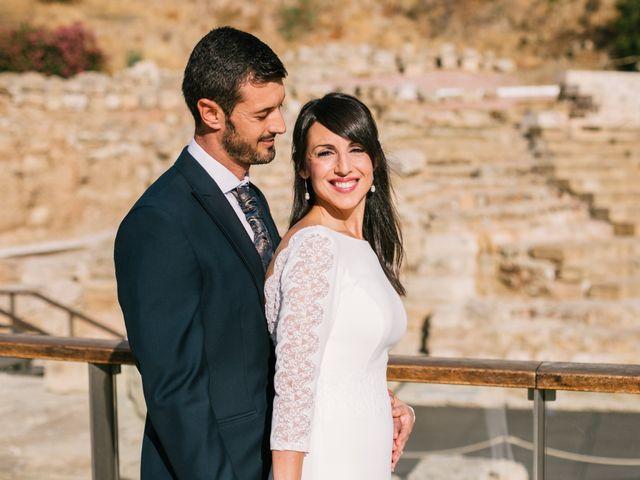 La boda de Pilar y Daniel en Alhaurin El Grande, Málaga 47