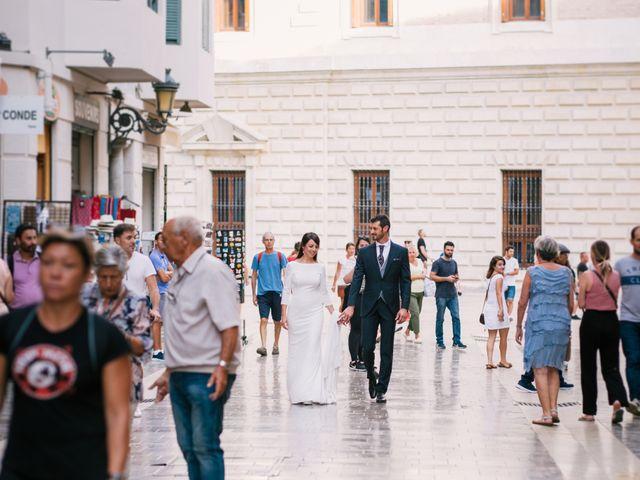 La boda de Pilar y Daniel en Alhaurin El Grande, Málaga 49
