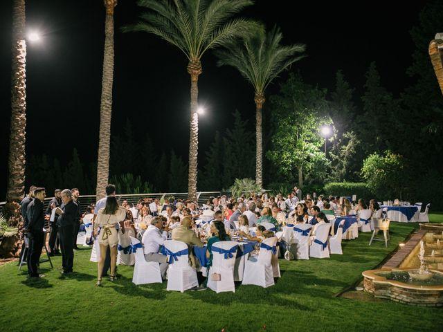La boda de Pilar y Daniel en Alhaurin El Grande, Málaga 58
