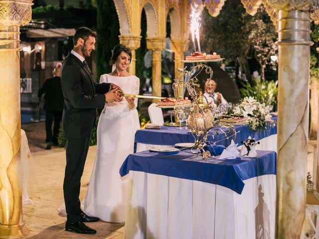 La boda de Pilar y Daniel en Alhaurin El Grande, Málaga 60