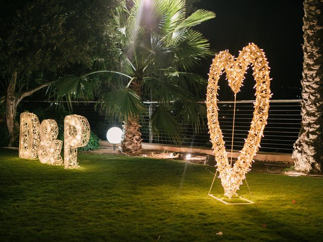 La boda de Pilar y Daniel en Alhaurin El Grande, Málaga 61