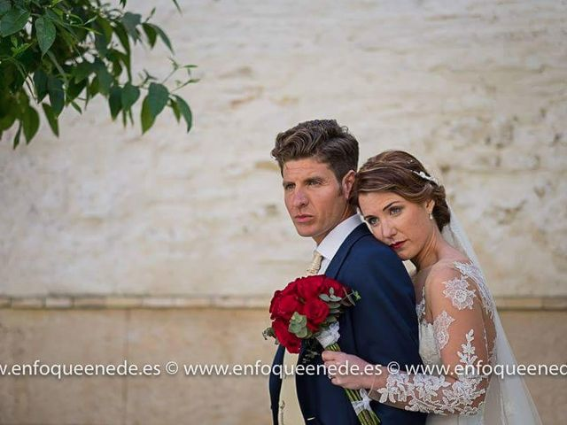 La boda de Marta y Jose María en Arahal, Sevilla 1