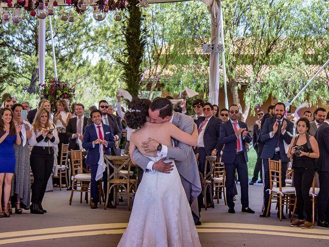 La boda de Pico y Maria en Toledo, Toledo 53