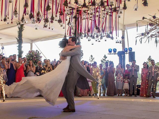 La boda de Pico y Maria en Toledo, Toledo 55