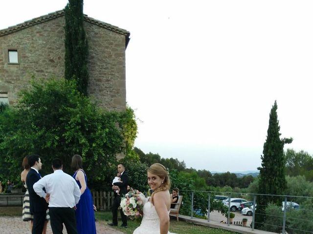 La boda de Andrea y Jonathan en Castelladral, Barcelona 4