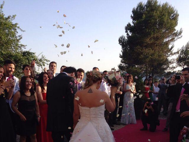 La boda de Andrea y Jonathan en Castelladral, Barcelona 5