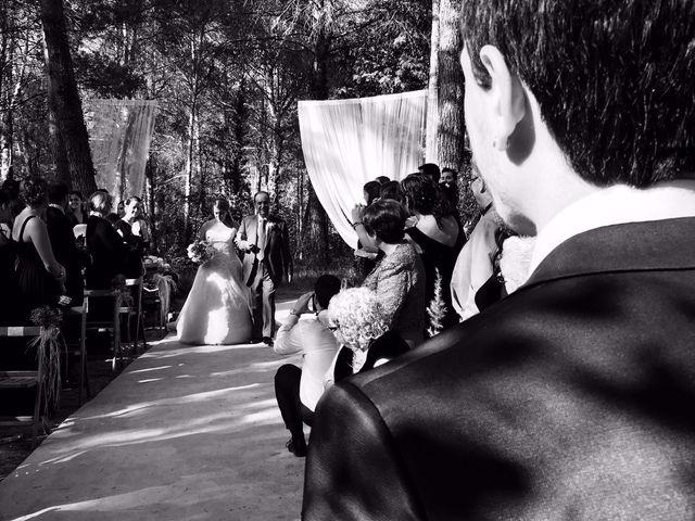 La boda de Andrea y Jonathan en Castelladral, Barcelona 6