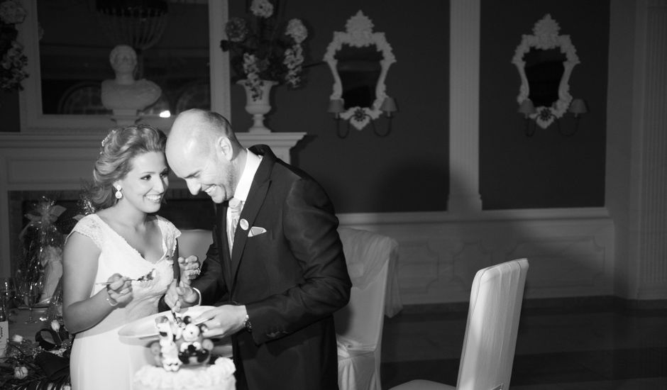 La boda de Rubén y Myriam en Sevilla, Sevilla