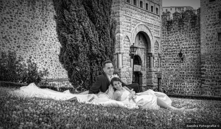 La boda de Jose Carlos y Beatriz en Mocejon, Toledo