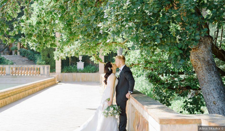 La boda de Eugeniy y Isabel en Barcelona, Barcelona