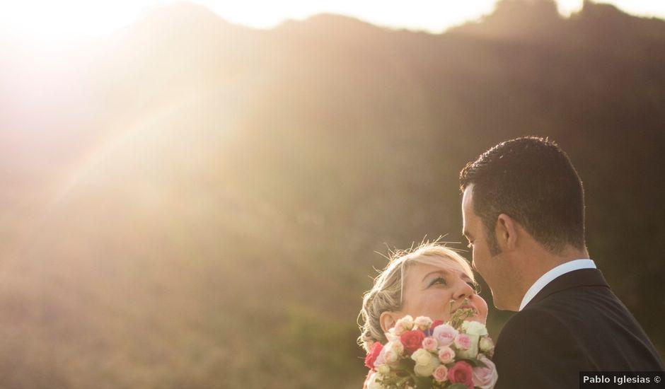 La boda de Dani y Mariana en Naveces, Asturias