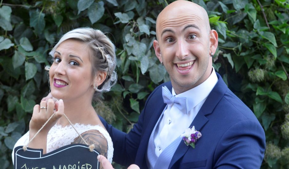 La boda de Cristian y Andrea en Sant Quirze Safaja, Barcelona