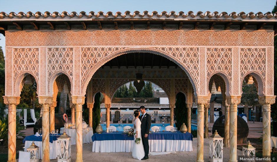 La boda de Pilar y Daniel en Alhaurin El Grande, Málaga