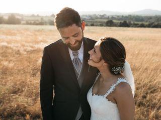La boda de Nuria y Xavi