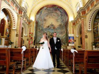 La boda de Esperanza y Manuel