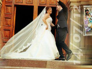 La boda de Rafa y Raquel 1
