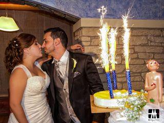 La boda de Rafa y Raquel