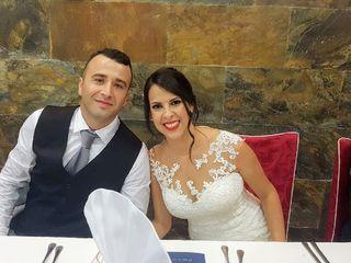 La boda de Isamar y Marc