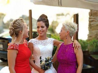 La boda de Andrea y Ieltxu 1
