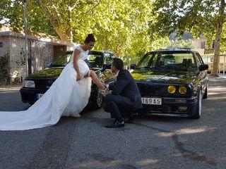 La boda de Andrea y Ieltxu