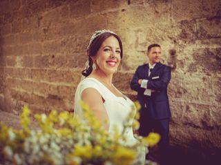La boda de Lourdes y José Manuel