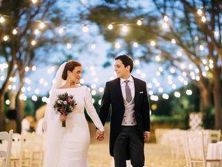 La boda de Cecilia y Juan Antonio