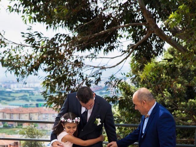 La boda de David y Laura en Santander, Cantabria 5