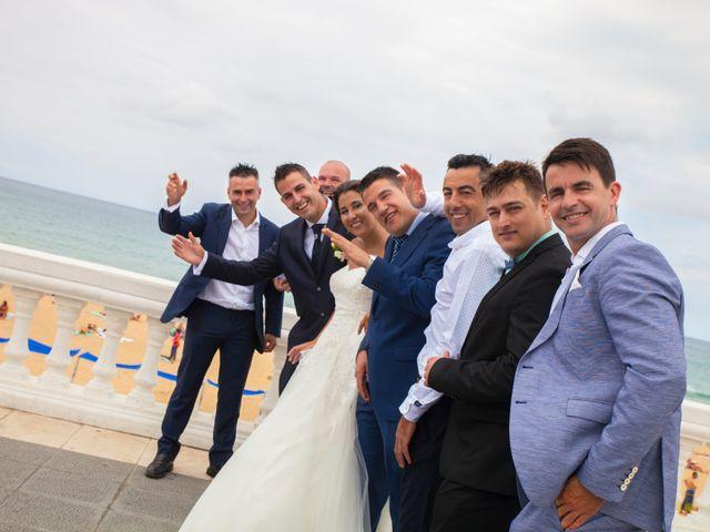 La boda de David y Laura en Santander, Cantabria 35