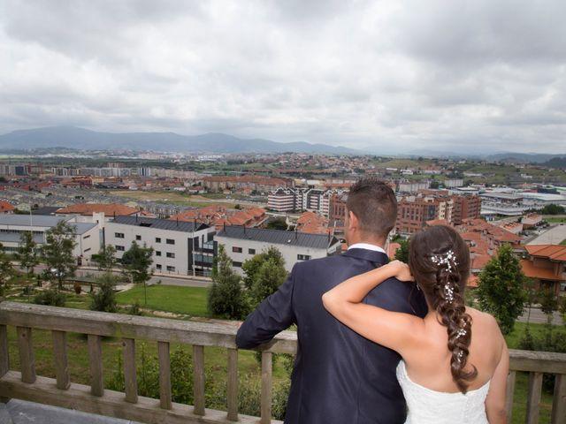 La boda de David y Laura en Santander, Cantabria 24