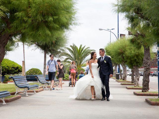 La boda de David y Laura en Santander, Cantabria 31