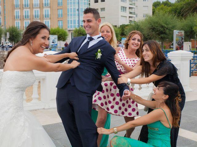 La boda de David y Laura en Santander, Cantabria 34