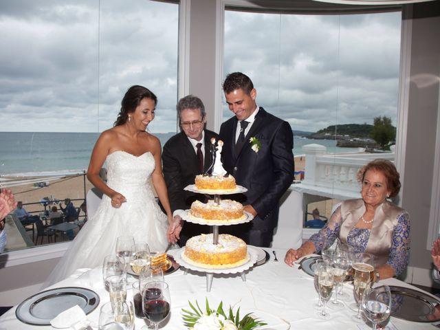 La boda de David y Laura en Santander, Cantabria 40