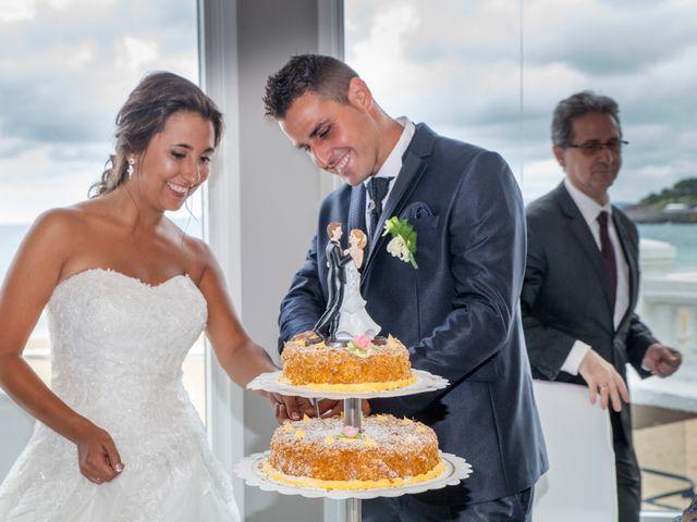 La boda de David y Laura en Santander, Cantabria 41