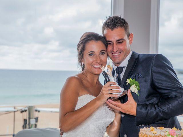 La boda de David y Laura en Santander, Cantabria 42