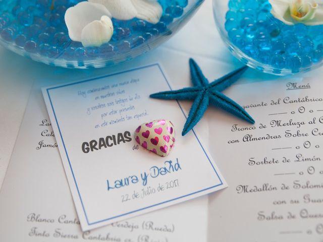 La boda de David y Laura en Santander, Cantabria 39